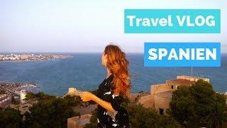 SPANIEN REISE VLOG Alicante, Cartagena, Los Alcázares  | Travel with Lafi