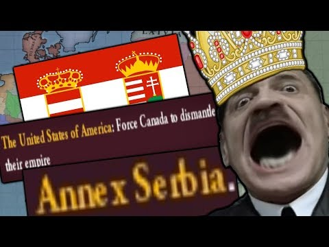 Why You Shouldn't Trust Austrians - Victoria 2