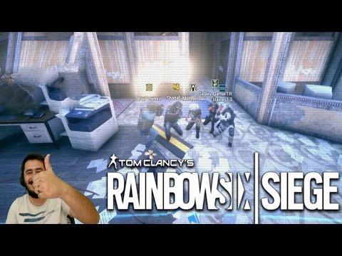 RAINBOW HATIRASI ! | Rainbow Six Siege Skull Rain RANKED