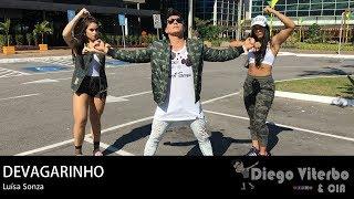 Baixar Devagarinho - Luísa Sonza / Coreografia Diego Viterbo & CIA