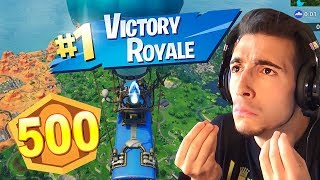 THE REAL VITTORY MORE ASSURDA OF ALWAYS!! - Fortnite ITA