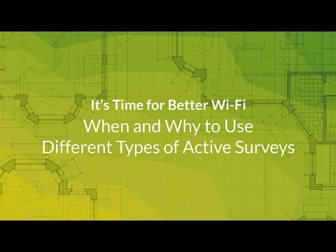 When and Why to Use Different Types of Active Surveys