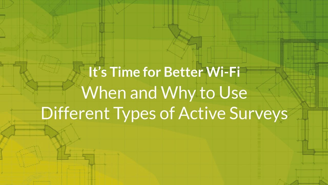 Using Ekahau Sidekick™ Makes Physical WLAN Surveys Much Easier