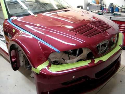 BMW PTG E46 GT 00 001 BUILD   YouTube