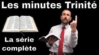 Moment Trinité #17 -  Faisons l'homme à notre image (Genèse 1, 26 à 27)