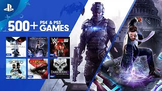 PS4 Games Come to PlayStation Now | PS4 & Windows PC
