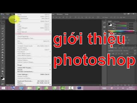 Giới thiệu cơ bản về Photoshop CS6 (Tổng quang về giao diện, công cụ)   Review Photoshop CS6