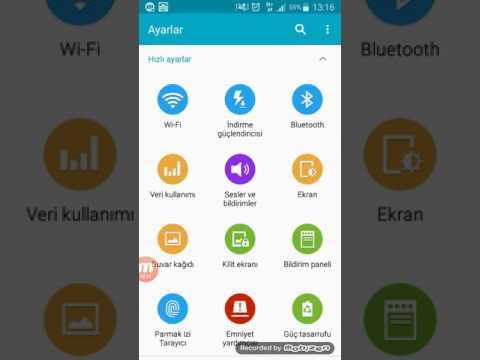 Uygulama Varsayilan Değiştirme Tarayıcı Mesaj Sms Anasayfa Samsung J5 J7 A3 A5 A7 A8 S3 S4 S5 S6 S7