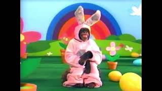 It's your old friend the Easter monkey!