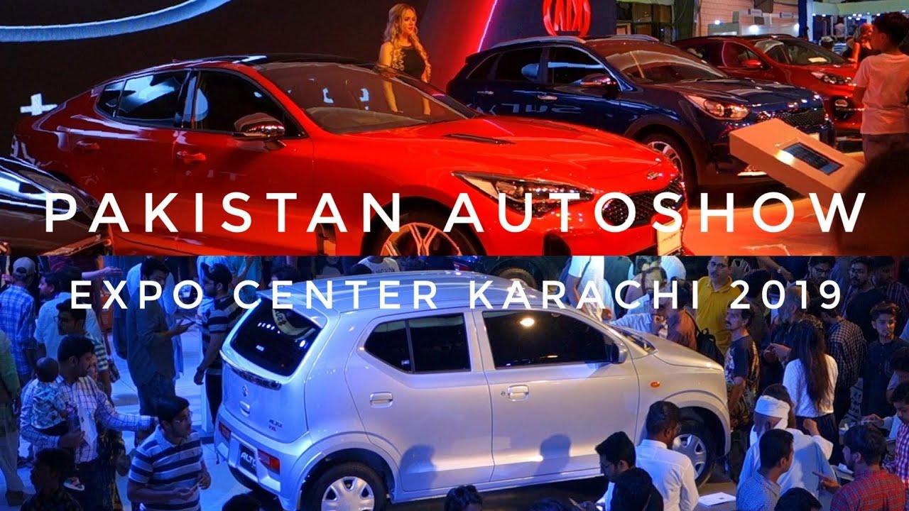 Pakistan Autoshow Expo Karachi (April 2019) - Expedition Pakistan