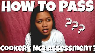 How to pass Cookery NC2 Assessment?