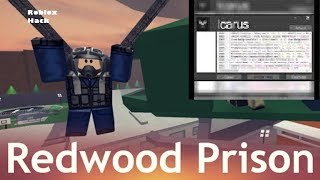 Roblox - Hack на Redwood Prison (script -Icarus-