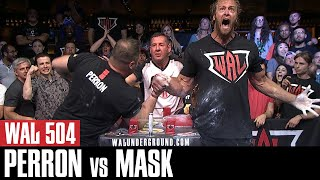 WAL 504: Sylvain Perron vs Matt Mask  (Official Video) Full Match