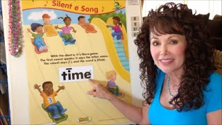 Silent e Song - Sing, Spell, Read & Write - Video #11