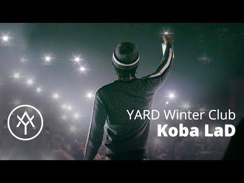 Youtube: Quand Koba LaD fête son disque d'or | Live @ YARD Winter Club
