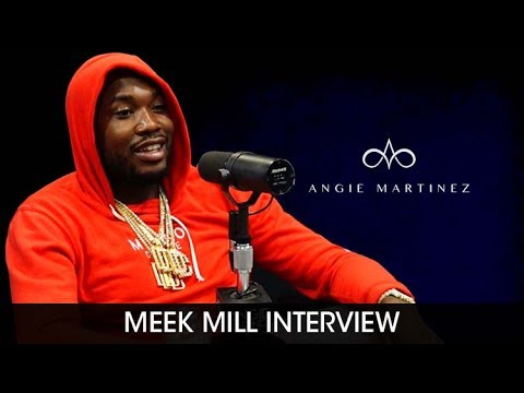 "Meek Mill Reflects On His ""Wins & Losses"" + Talks Nicki Relationship & Drake Beef"