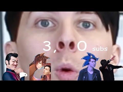 A Dan & Phil Garbage Compilation (3,000 Sub Special) (REUPLOAD)