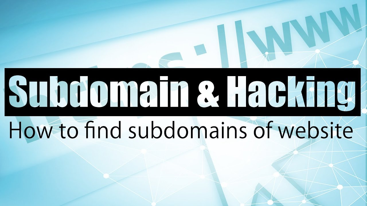 how to get a subdomain