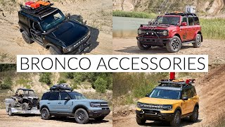2021 Ford Bronco Accessories & Upgrades