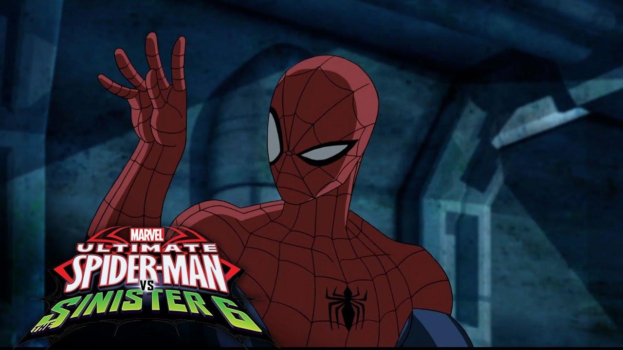 Spider Slayers! Marvel's Ultimate Spider-Man vs. The ...