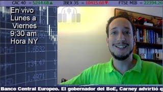 Punto 9 - Noticias Forex del 1 de Septiembre 2017