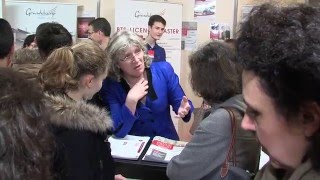 Education : l'armée séduit au salon de l'Etudiant à Versailles