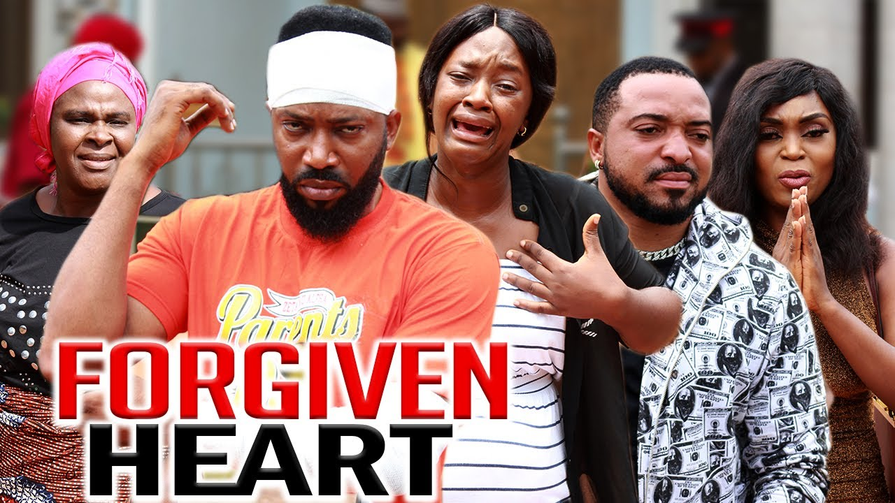Download FORGIVEN HEART - 2020 LATEST NIGERIAN NOLLYWOOD MOVIES