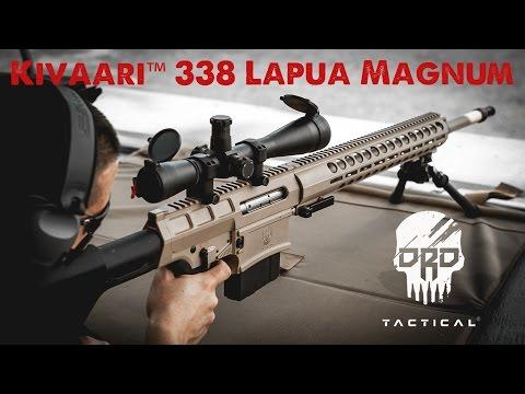 DRD Tactical Kivaari - 338 Lapua Takedown Rifle