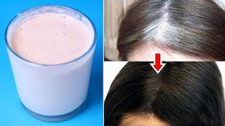 НЕТ перхоти ДА быстрому росту волос Маска для волос 2 в 1 рецепт