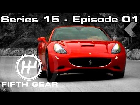 Fifth Gear: Series 15 Episode 1