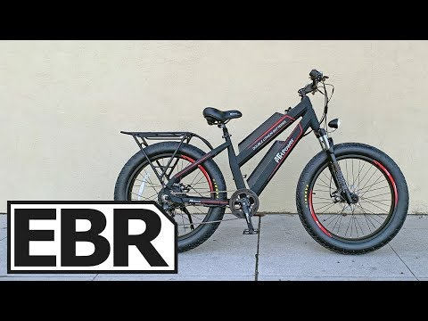 FTH Power X2-F Abyss Review - $2k Long-Range Dual Battery Fat Ebike