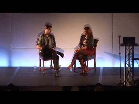 Gone Home: Making Stories with Steve Gaynor & Lucy Prebble - GameCity 8