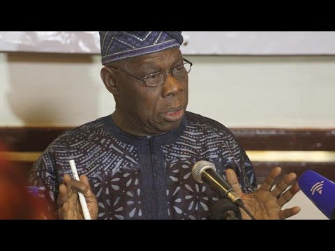 "ATIKU WILL BE PRESIDENT IN MY LIFETIME "" SAYS OBASANJO"