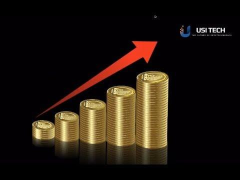 News of new USI Tech money exchange and Visa debit card
