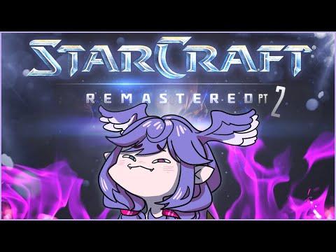 【STARCRAFT REMASTERED】OH YEAH【NIJISANJI EN   Selen Tatsuki】