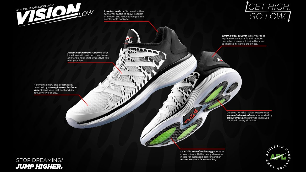 Apl Basketball Shoes Youtube