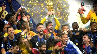 france winning world cup 2018