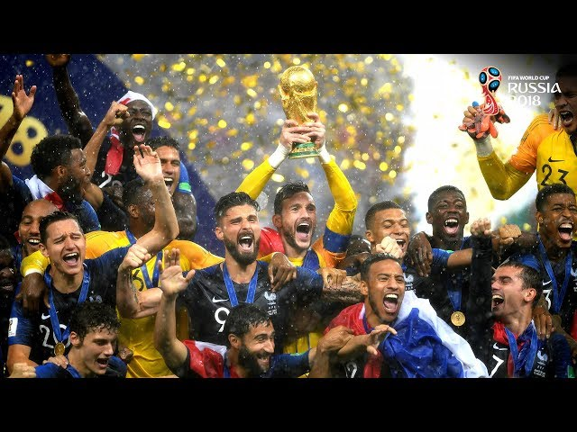 Russia 2018: An Unforgettable World Cup | Tournament Wrap