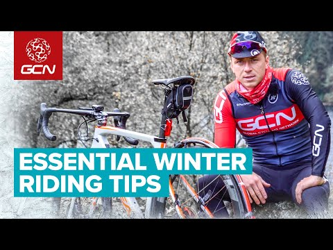 Essential Road Cycling Tips To Keep You Riding Your Bike In Winter