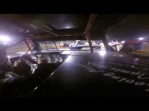 Mercer Raceway Park Feature Race 6/14/14