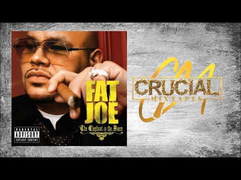 Fat Joe Featuring J. Holiday - I Won't Tell [Instrumental]
