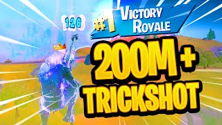 Top 10 BEST Fortnite Trickshots of SEASON 2... (CRAZY)