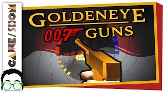 The Importance of GoldenEye's Guns! | Game/Show | PBS Digital Studios