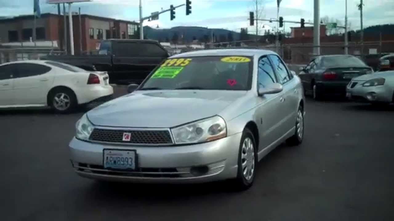 2003 SATURN L200 SOLD!! - YouTube