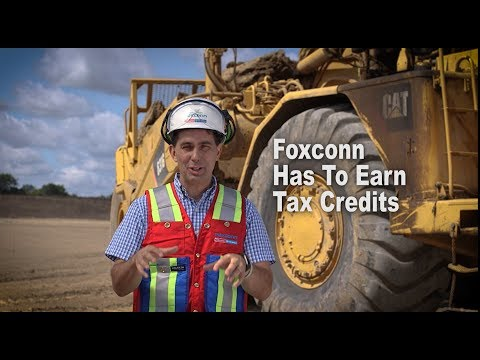 Foxconn: Keeping Wisconsin Working