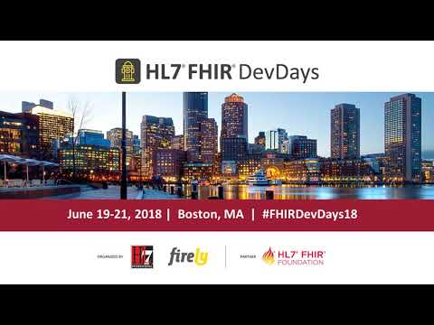 Integrating A Fhir Server In Your Architecture Youtube