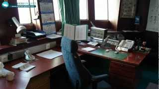 MERCHANT NAVY CAPTAINS CABIN PHOTO VIDEO