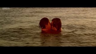 Bollywood Couple in water