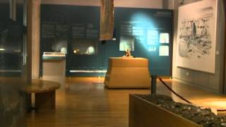Lecce, Italy - MUSA Historical Archaeological Museum of University of Salento
