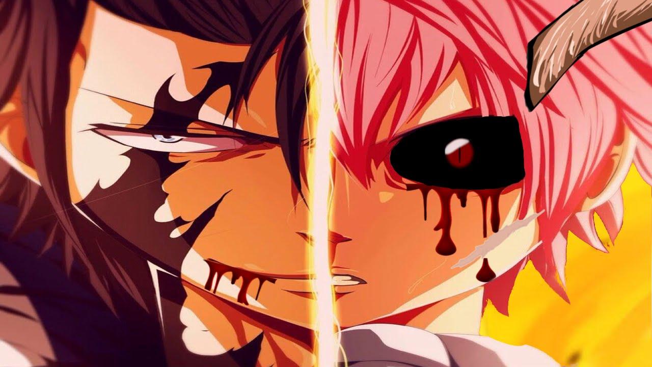 Natsu E.N.D VS Gray Ice Devil Slayer Fairy Tail Manga Chapter 525 ...